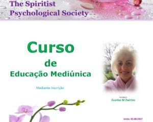 Curso de Educação Mediúnica, The Spiritist Psychological Society, London-UK