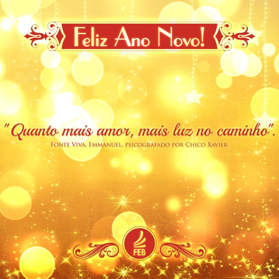 Feliz Ano Novo FEB