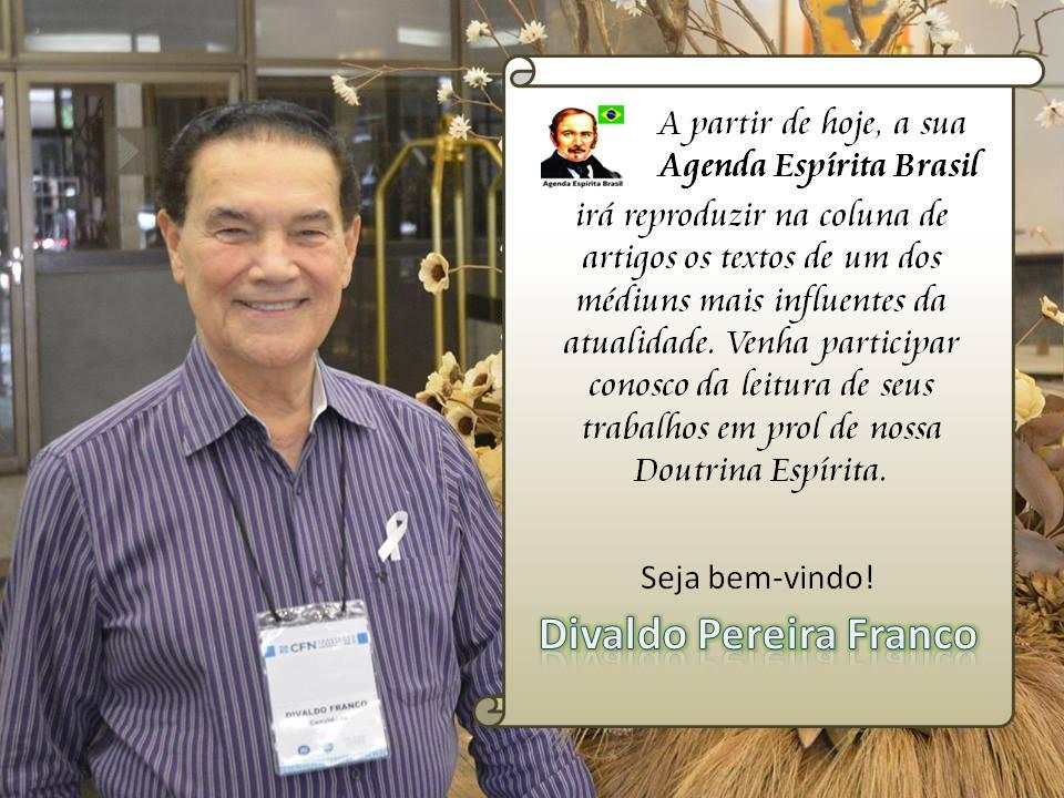 Poster Estreia Divaldo