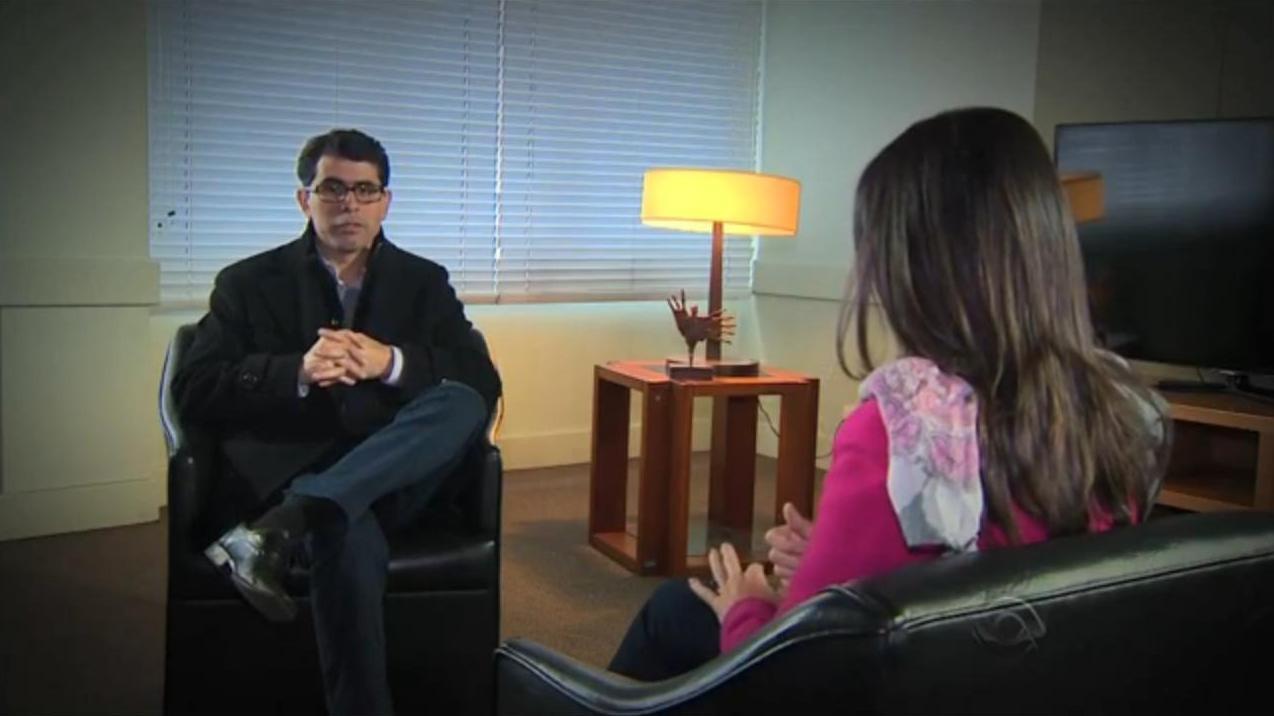 FEB-Entrevista de Haroldo Dutra Dias
