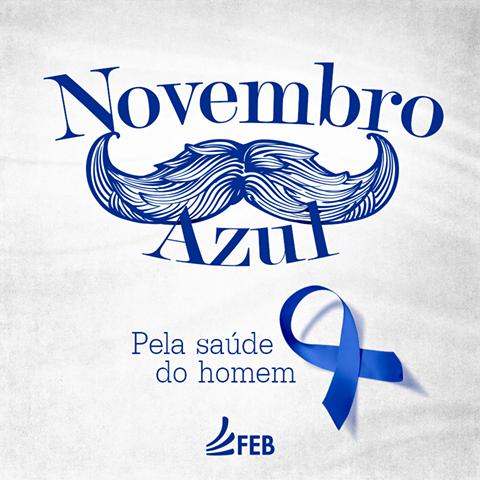 Novembro Azul-FEB